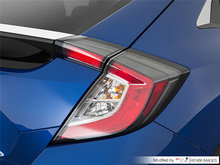 2017 Honda Civic hatchback LX   Photo 6