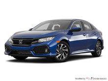 2017 Honda Civic hatchback LX   Photo 22