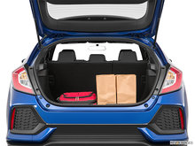 2017 Honda Civic hatchback LX   Photo 27
