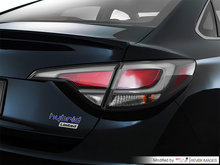 2017 Hyundai Sonata Hybrid LIMITED | Photo 6