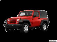 Jeep Wrangler Unlimited RECON 2017