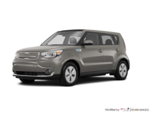 2017 Kia SOUL EV EV Luxury w/Sunroof