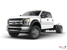 2018 Ford Chassis Cab F-550 XLT | Photo 1