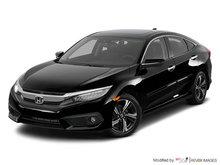 2018 Honda Civic Sedan TOURING   Photo 8