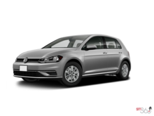 Volkswagen Golf 5-Dr 1.8T Trendline 6sp at w/Tip 2018