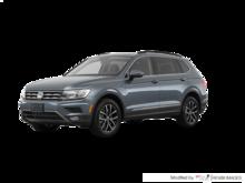 Volkswagen Tiguan Comfortline 2.0T 8sp at w/Tip 4MOTION 2018