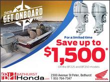 Bathurst Honda's Get Onboard Event!