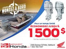 L'événement montez à bord chez Bathurst Honda
