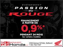 L'événement passion du rouge chez Bathurst Honda