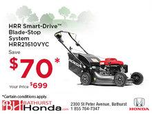 Honda's HRR Smart-Drive