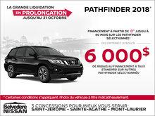 Procurez-vous le Pathfinder 2018!