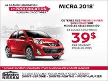 Micra SV 2018