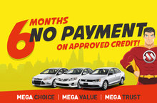 6-months No Payment