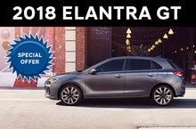 Hyundai 2018 Elantra GT GL Manual