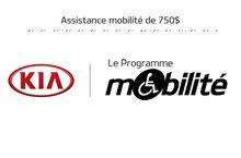 Assistance mobilité de 750 $