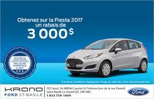 Économisez sur la Ford Fiesta!
