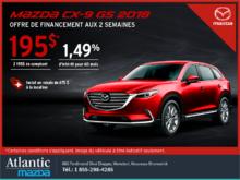 Obtenez le Mazda CX-9 2018 aujourd'hui!