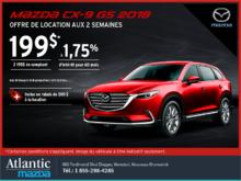 Procurez-vous le Mazda CX-9 2018 aujourd'hui!