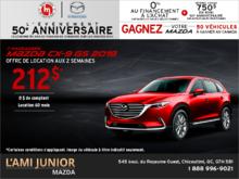 Promotion(id=31500, promotionDepartment=com.sm360.website.clientapi.dto.promotion.PromotionDepartment@e1781, imgUrlFr=null, imgUrlEn=null, imgUrl=/generator/lami-junior-mazda/201808/2018-08-procurez-vous-la-mazda-cx-9-2018-81ce2bb8.png, imgUrl2Fr=null, imgUrl2En=null, imgUrl2=, descFr=null, descEn=null, desc=<p>Louez la <strong>Mazda CX-9 GS 2018</strong> 7 passagers à partir de <strong>212$ aux 2 semaines</strong> pour 60 mois avec <strong>0$ d'acompte</strong>.<br /> Certaines conditions s'appliquent. Cette offre est valide jusqu'au <strong>31 août 2018.</strong><br /> Planifiez votre essai routier dès aujourd'hui!</p> , titleFr=null, titleEn=null, title=Procurez-vous la Mazda CX-9 2018!, url1Fr=null, url1En=null, url1=/fr/formulaire/neuf/demande-d-essai-routier/3?picture=2018%2fmazda%2fcx-9%2fgs-%2fcuv%2fmain%2f2018_Mazda_CX-9_GS_Main.png&trimId=7805&carId=2546&desired_model=CX-9&desired_make=Mazda&desired=catalog&desired_year=2018&desired_trim=GS, url2Fr=null, url2En=null, url2=/fr/formulaire/neuf/demande-de-prix/1?picture=2018%2fmazda%2fcx-9%2fgs-%2fcuv%2fmain%2f2018_Mazda_CX-9_GS_Main.png&trimId=7805&carId=2546&desired_model=CX-9&desired_make=Mazda&desired=catalog&desired_year=2018&desired_trim=GS, url1TitleFr=null, url1TitleEn=null, url1Title=Planifiez un essai routier, url2TitleFr=null, url2TitleEn=null, url2Title=Demandez un prix, startDate=Tue Jul 31 20:00:00 EDT 2018, endDate=Thu Aug 30 20:00:00 EDT 2018, active=false, archived=false, availableFr=false, availableEn=false, promotionZoneOnly=true, fallback=false, shareable=false, automatic=false, priority=1, makeId=6, modelId=null, year=null, trimId=null, lastModifiedDate=Fri Aug 03 05:37:33 EDT 2018, creationDate=null, promotionZoneIds=null, websiteIds=null, organizationUnitIds=null, youtubeIds={}, youtubeId=, smallPrints={}, smallPrint=null, paymentInfo=null, seoSlugUrlEn=null, seoSlugUrlFr=null, seoSlugUrl=procurez-vous-la-mazda-cx-9-2018, imgUrl3Fr=null, imgUrl3En=null, imgUrl3=)