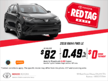 The 2018 Toyota RAV4