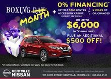 Boxing Month Savings!