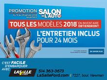 PROMOTION SALON DE L'AUTO