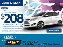 2018 C-Max