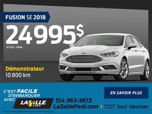 Fusion SE 2018