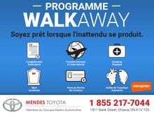 Programme WalkAway