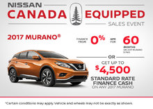 2017 Nissan Murano at Morrey Nissan