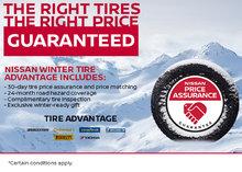 Nissan Winter Tire Advantage
