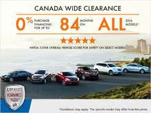 Buick's Canada-Wide Clearance Event!