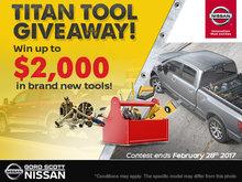 Titan Tool Giveaway