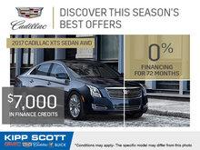 2017 Cadillac XTS Sedan