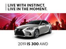 New Lexus IS Deals in Montreal