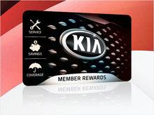 Kia Member Rewards Program