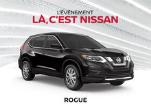 Nissan Rogue neuf en promotion à Montréal