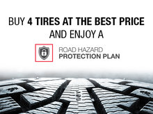 Buy 4 tires at the best price