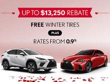 The Great Lexus Demo Sale