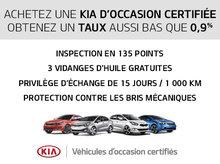 Véhicules d'occasion Certifiés Kia