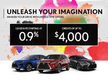Unleash your Imagination with Lexus