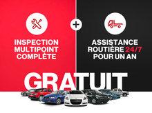 Obtenez une inspection multipoint et l'assistance routière sans frais