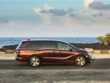 2018 Honda Odyssey: your family's ally