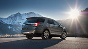 2016 Ford Explorer: The Possibilities are Endless