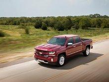 2016 Chevrolet Silverado 1500: Still Looks Tough