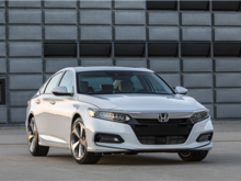 The 2018 Honda Accord is finally unveiled