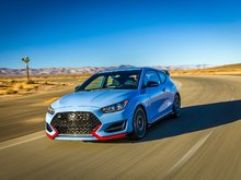 Three things you will find on the all-new Hyundai Veloster N