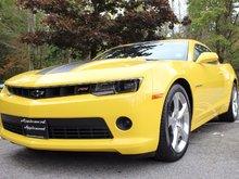 2014 Chevrolet CAMARO LT 1LT RS