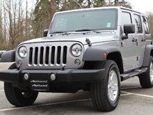 2014 Jeep WRANGLER UNLIMITED SPORT Sport