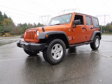 2011 Jeep Wrangler Unlimited Sport  -  Fog Lamps